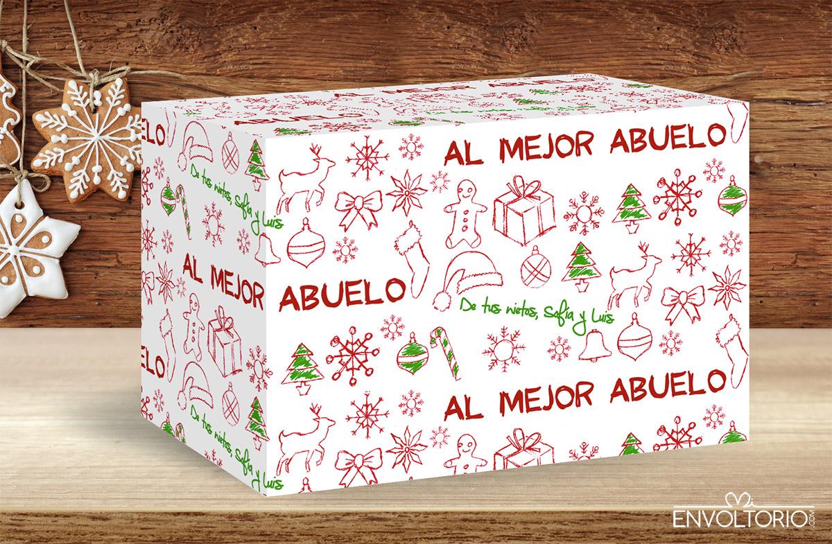 Collage de navidad