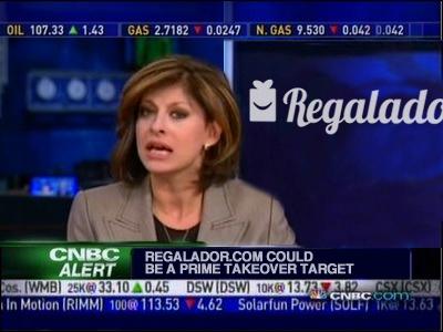 Rumores acerca de la compra de Regalador.com