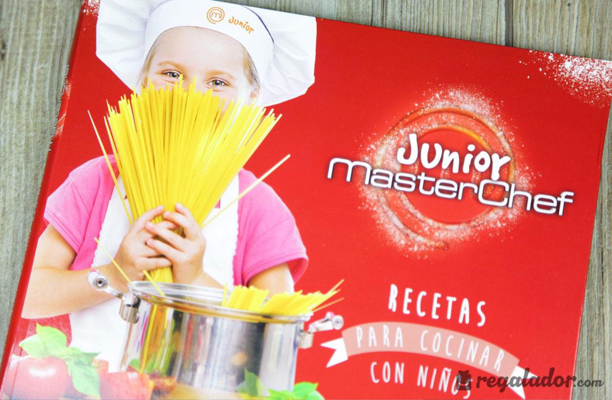 Recetas De Cocina Masterchef | El Libro Oficial De Masterchef Junior En Regalador Com