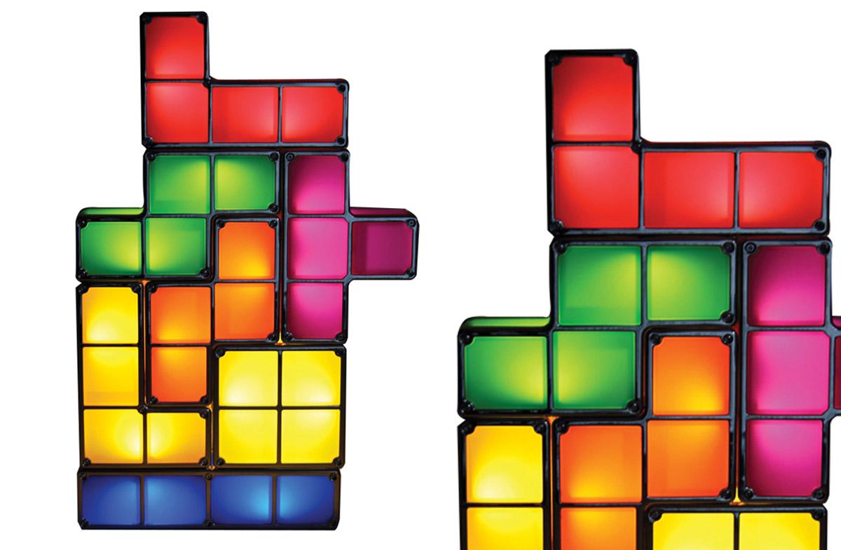 lampara tetris