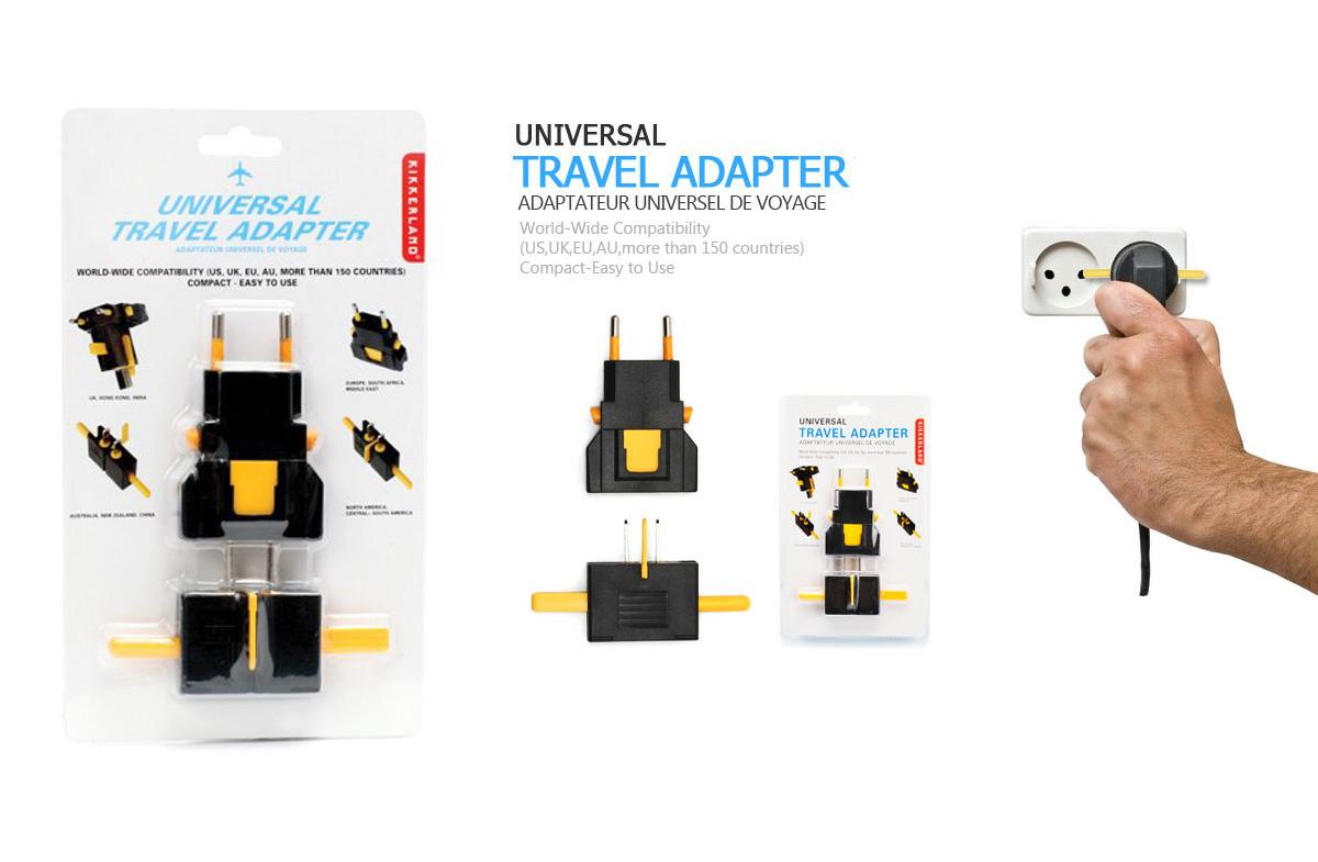 El mejor adaptador universal de corriente para viajar