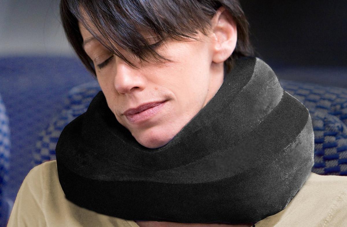La almohada de viaje m s c moda del mundo en for La mejor almohada del mercado