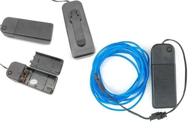 Cable de neón luminoso para saraos de primer nivel