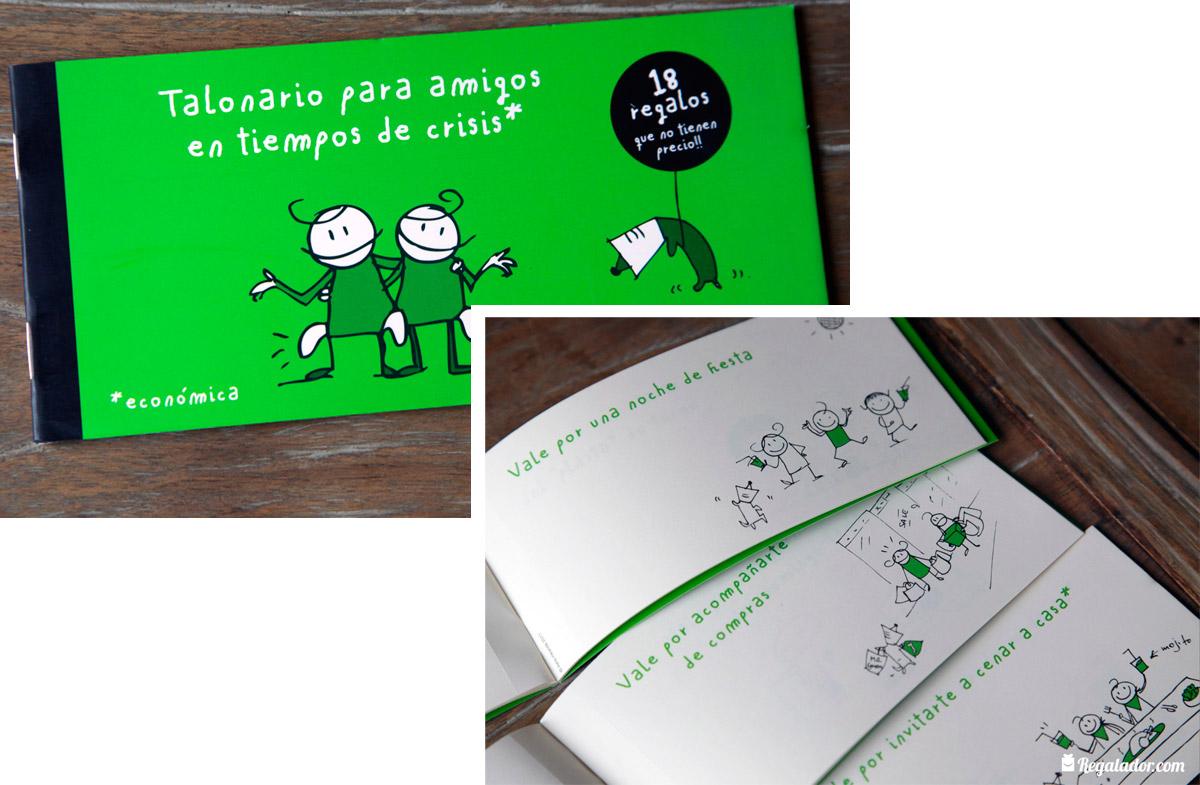 Pack de regalo para grandes amig@s