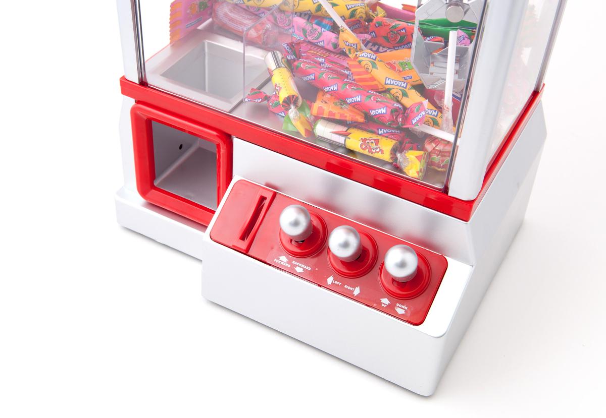 Máquina para capturar chuches