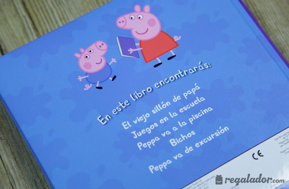 Los cuentos de peppa pig for Peppa pig en la piscina