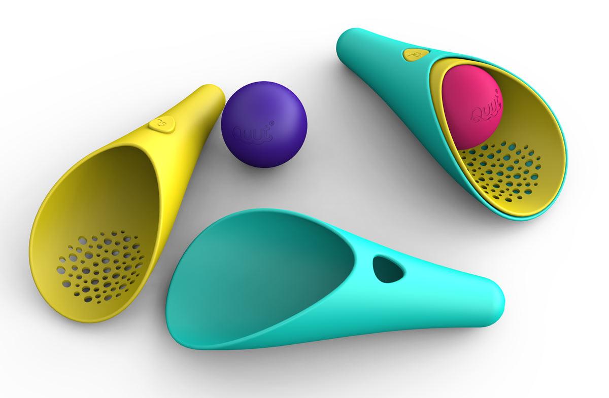 El accesorio más útil para la playa o la nieve: Cuppi de Quut