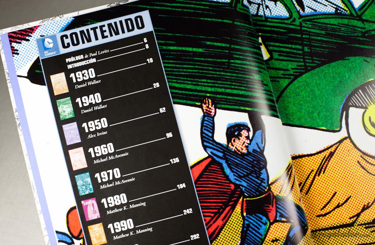 """""""DC Comics"""": la enciclopedia definitiva de sus super héroes"""