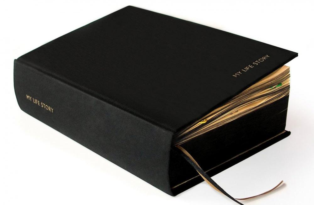 My Life Story: un diario para 100 años de vivencias