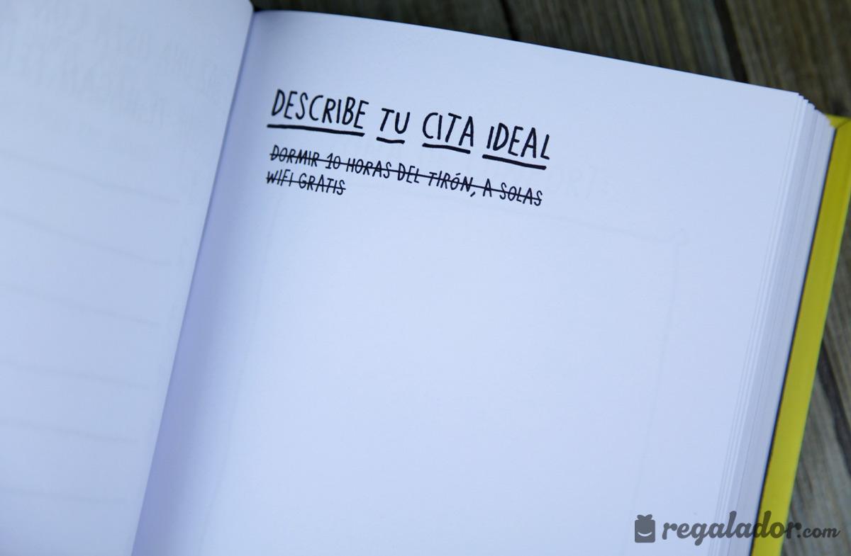«Esto no es (solo) un diario»: 365 ideas creativas