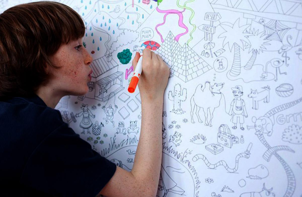 Posters Gigantes Para Colorear En Regalador Com