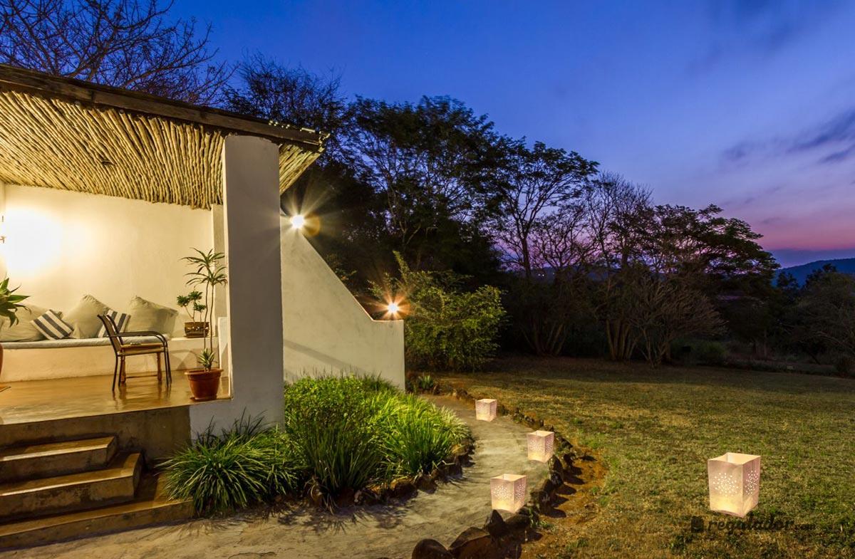 Pin faroles decorativos para interiores o exteriores de for El jardin de luz ibiza