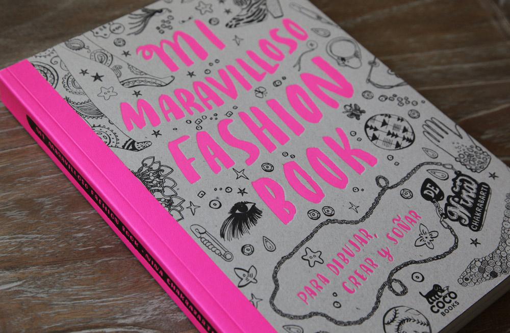 """Mi maravilloso Fashion Book"""": para dibujar, crear y soñar en ..."""