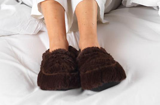 Zapatillas térmicas para el microondas