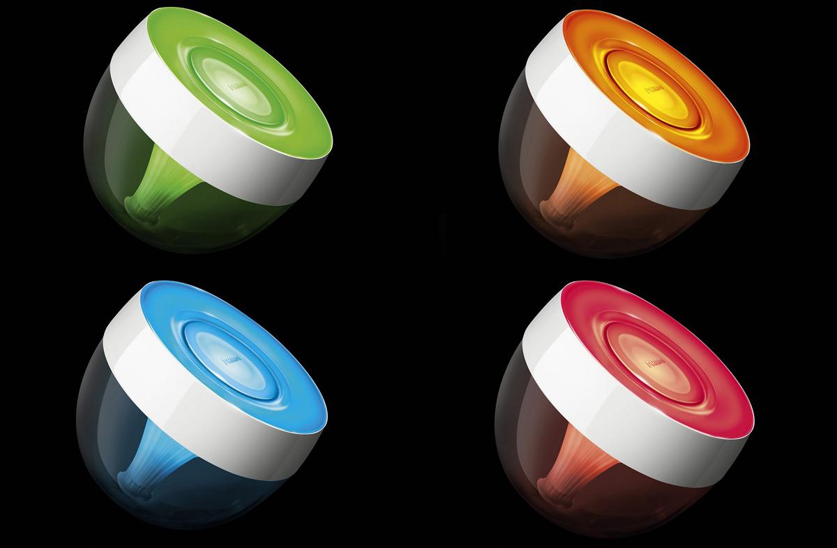 l mpara living colors iris de philips hue en. Black Bedroom Furniture Sets. Home Design Ideas