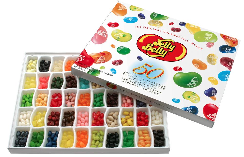 Caramelos Gourmet Jelly Belly un mundo de originales sabores en