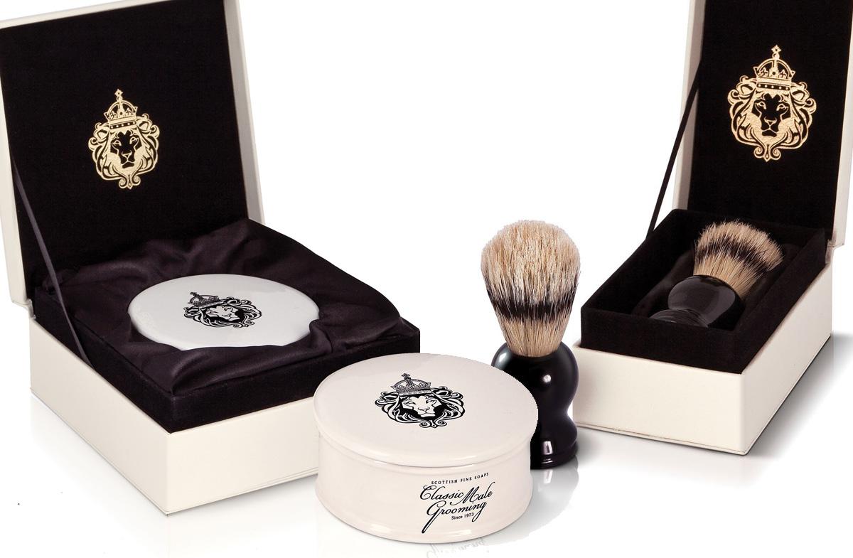Kit para un afeitado de lujo en casa en Regalador.com 42f0bb3c9f4d