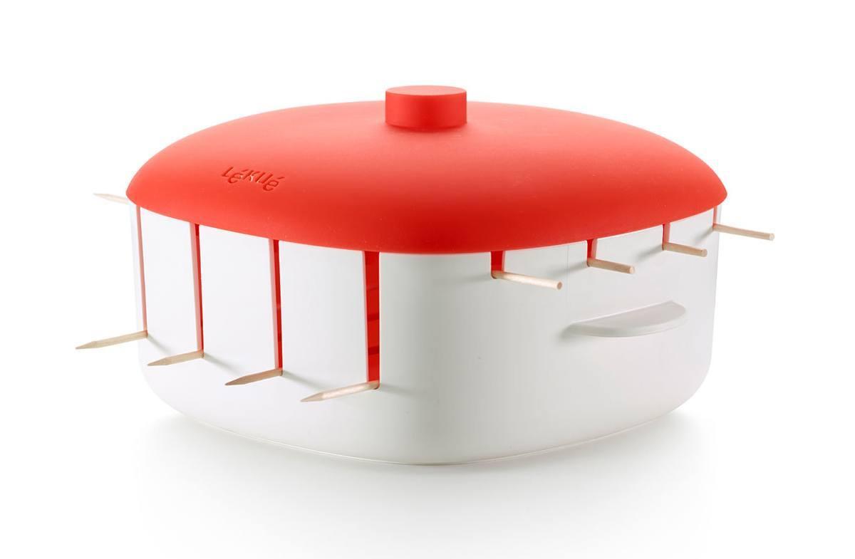 Estuche para cocinar brochetas al vapor de l ku en - Utensilios para cocinar al vapor ...