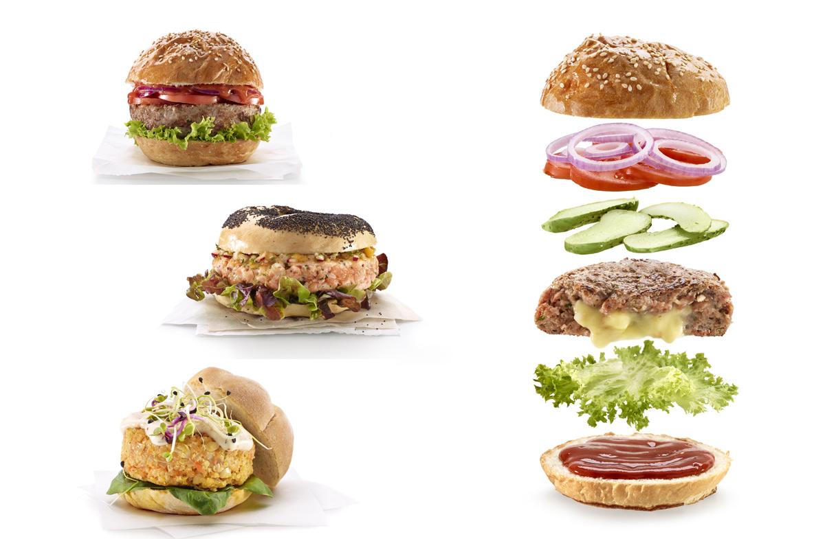 """""""My Burger"""" kit para preparar tus propias hamburguesas"""