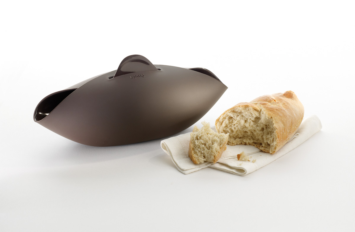 Panera de l ku para hacer pan casero y pan para cel acos for Utensilio para amasar