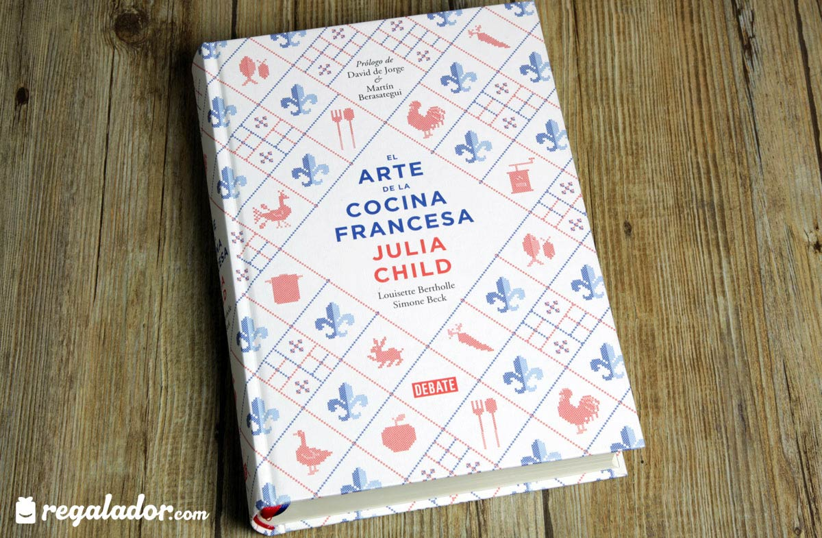 Libro el arte de la cocina francesa de for La nueva cocina francesa