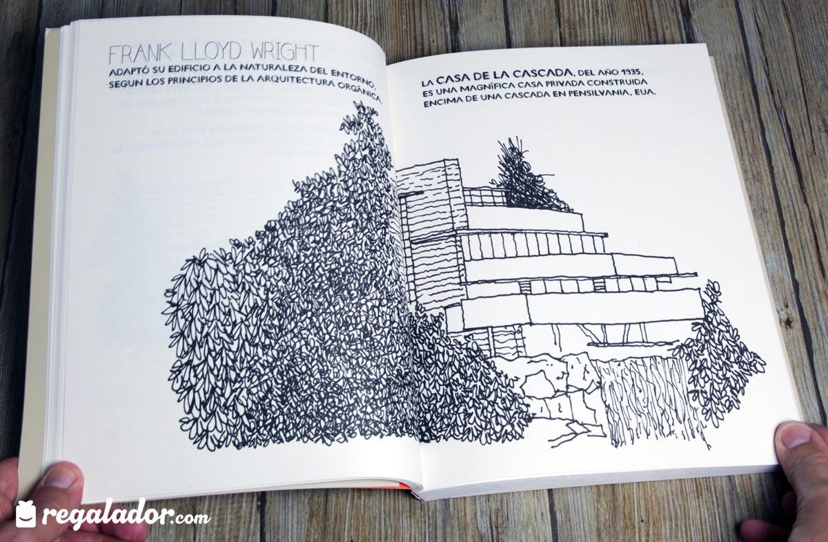 """Libro """"Dibújame una casa"""" para pequeños arquitectos en Regalador.com"""