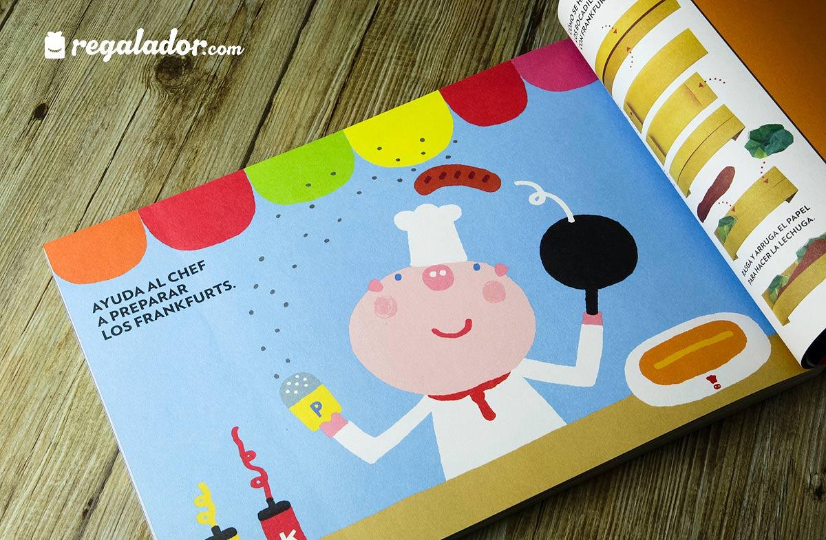 Los mejores libros para divertirse con papel y tijeras