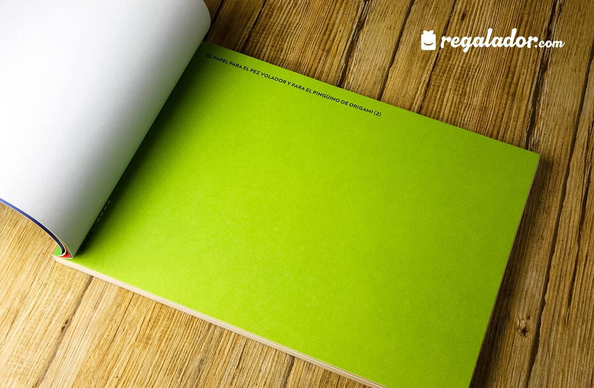 """""""Dobla, papel, tijeras"""": el mejor libro infantil para divertirse"""