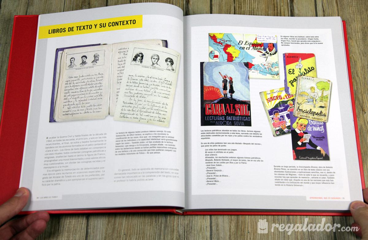"""""""Los niños de Franco"""", el libro para los más nostálgicos"""