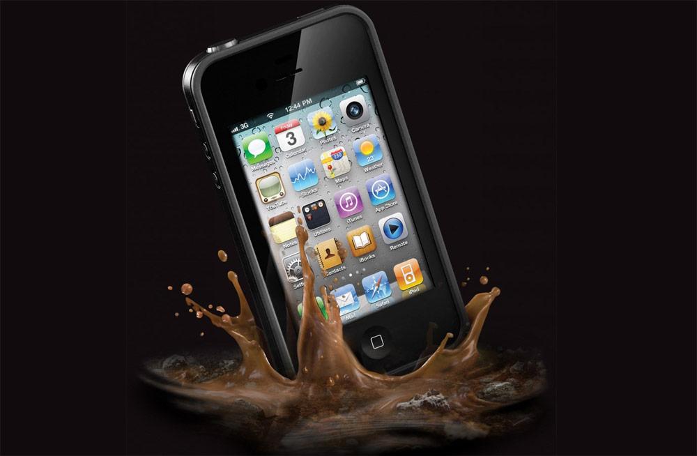 Funda Lifeproof para iPhone 4/4S