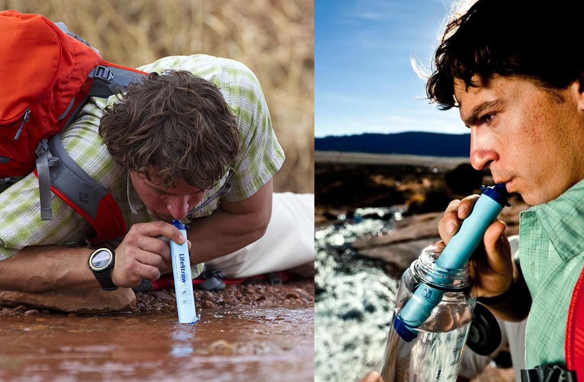 LifeStraw: el filtro de agua más vendido del mundo