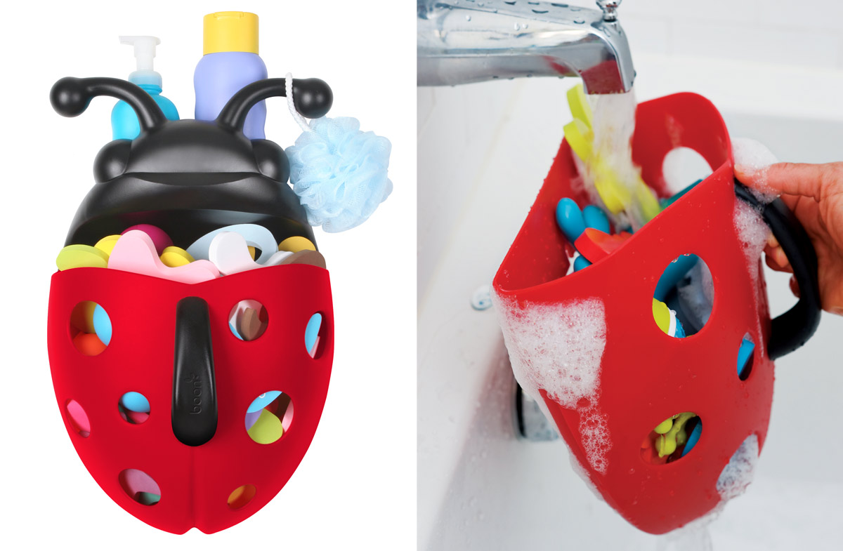 Boon el guarda juguetes m s divertido y pr ctico para el ba o en - Guarda juguetes bano ...