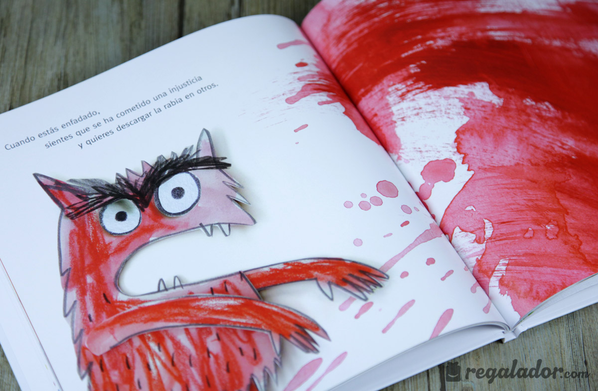 """El monstruo de colores"""": un cuento sobre las emociones en Regalador.com"""