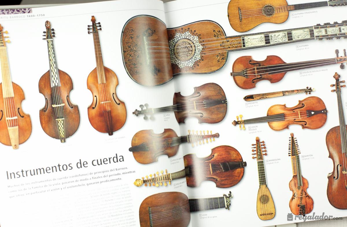 """Música"" la enciclopedia imprescindible para amantes de la música"