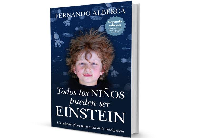 """Libro """"Todos los niños pueden ser Einstein"""""""