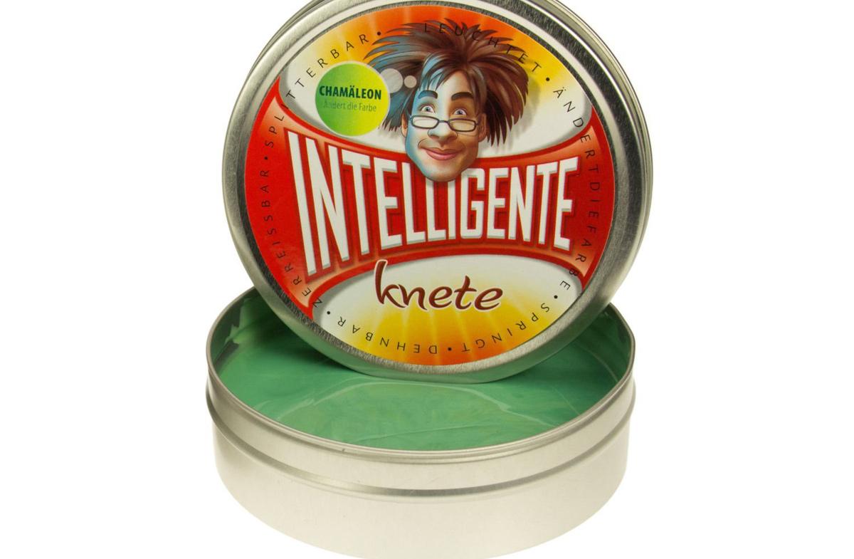 """La increíble """"plastilina inteligente"""": CAMBIA COLOR"""