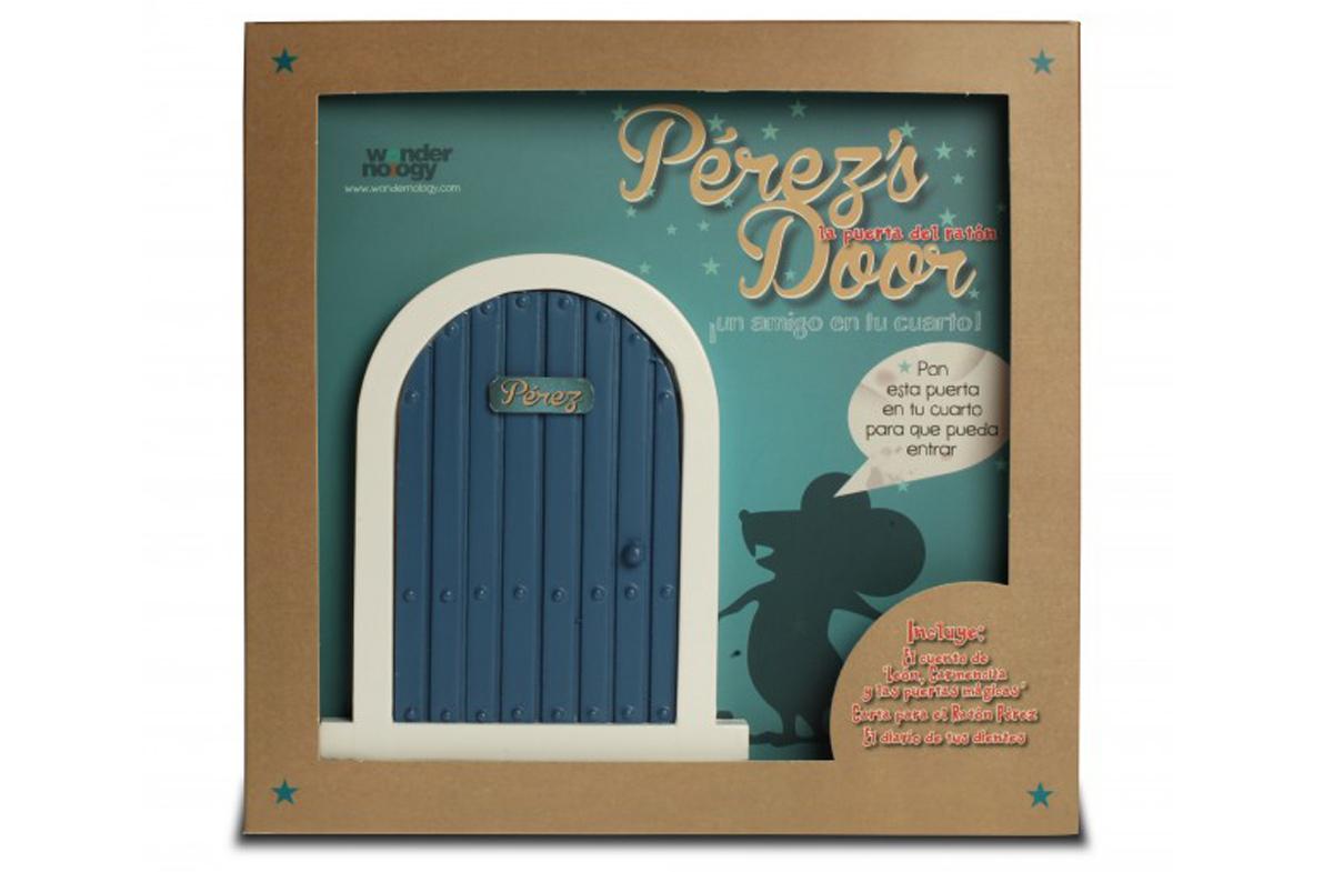 La puerta m gica del ratoncito p rez for Puerta raton perez