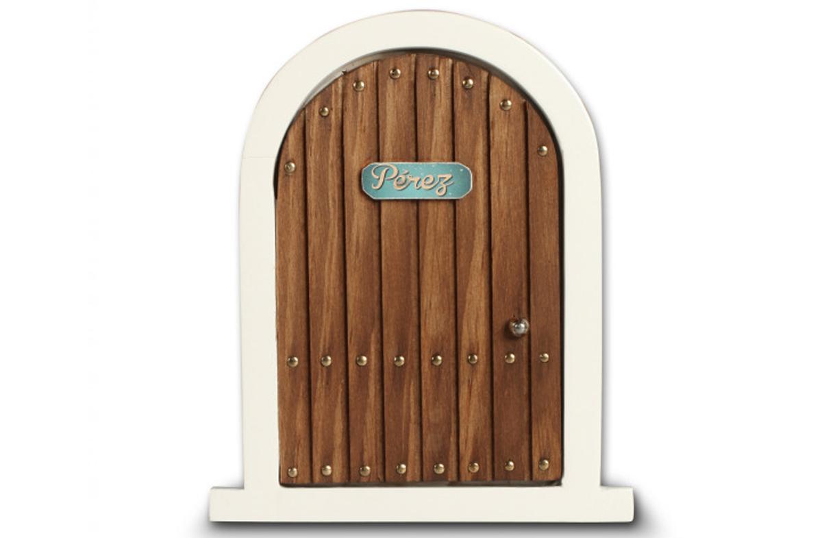 La puerta m gica del ratoncito p rez en - Letras infantiles para puertas ...