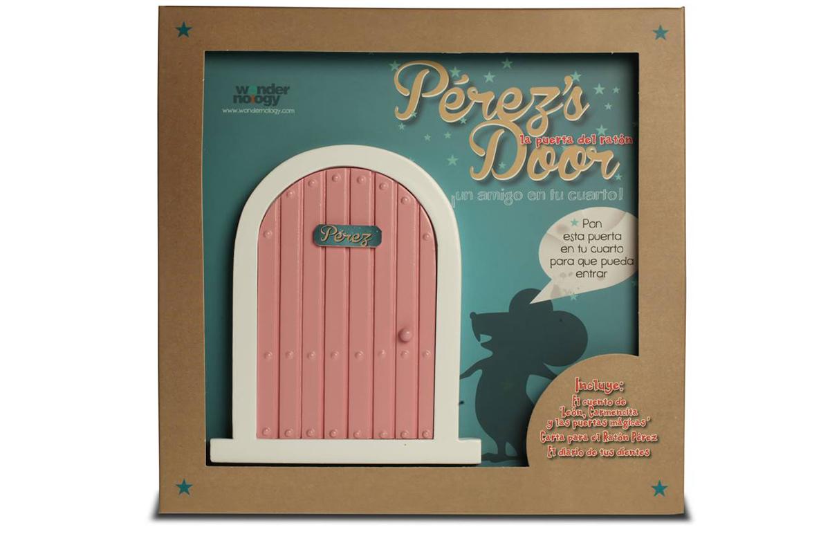 La puerta m gica del ratoncito p rez en for Puerta imaginarium
