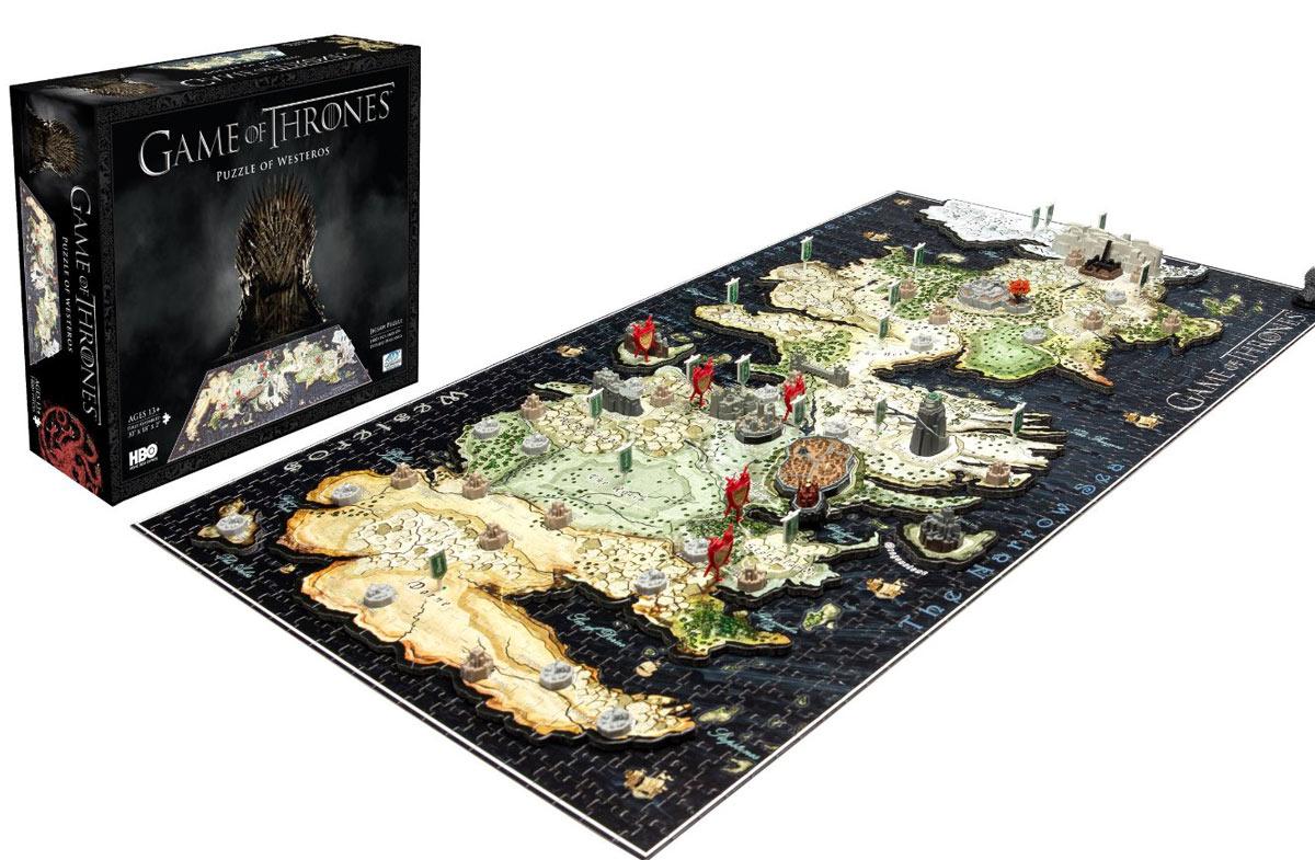 Puzzles 4d Para Fans De Juego De Tronos En Regalador Com