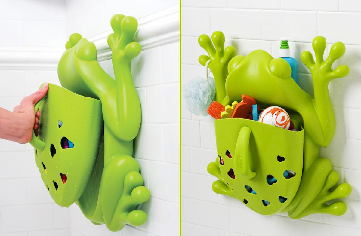 Guarda Juguetes Baño:Boon, el guarda juguetes más divertido y práctico para el baño