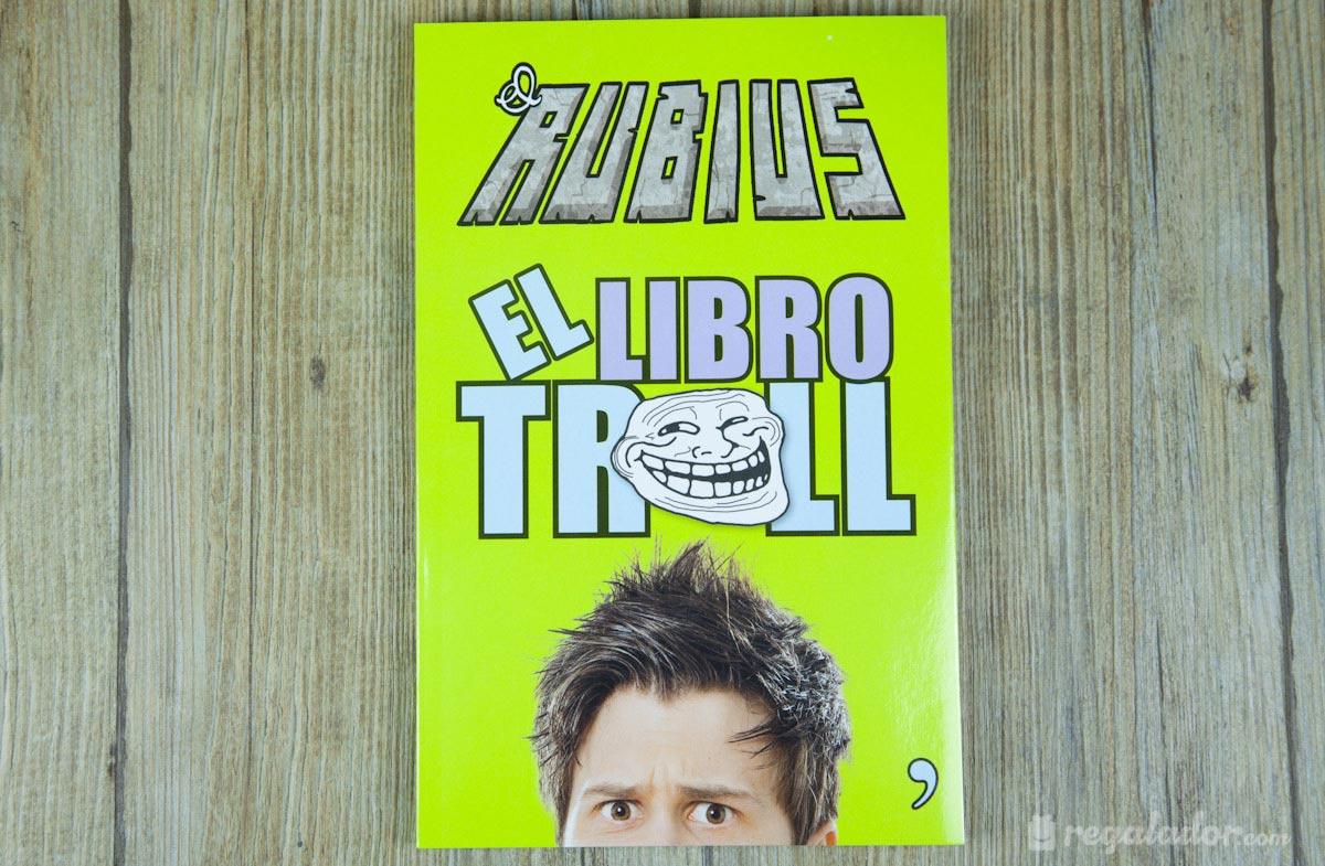 """Dónde Comprar Los Libros De El Rubius: El Libro Troll De """"El Rubius"""" En Regalador.com"""