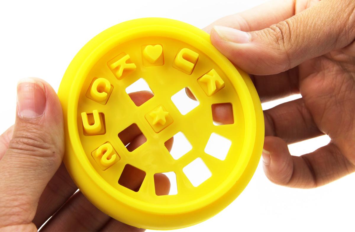 Sello para personalizar tus galletas