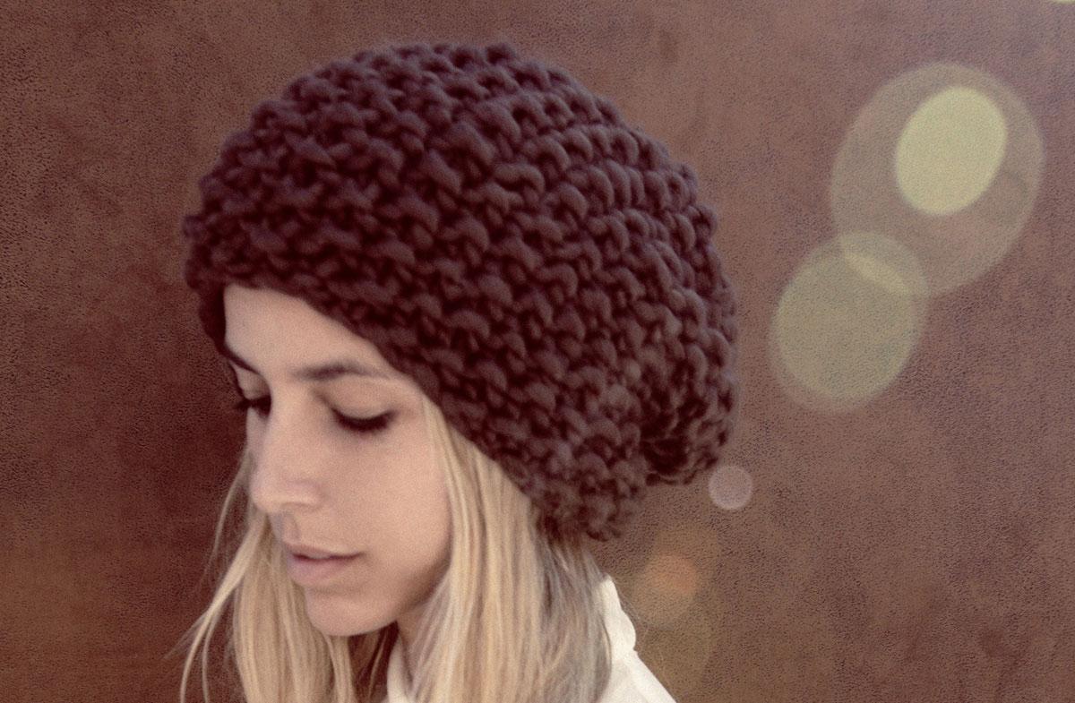 Tricotar gorros de lana imagui for Imagenes de gorros de lana