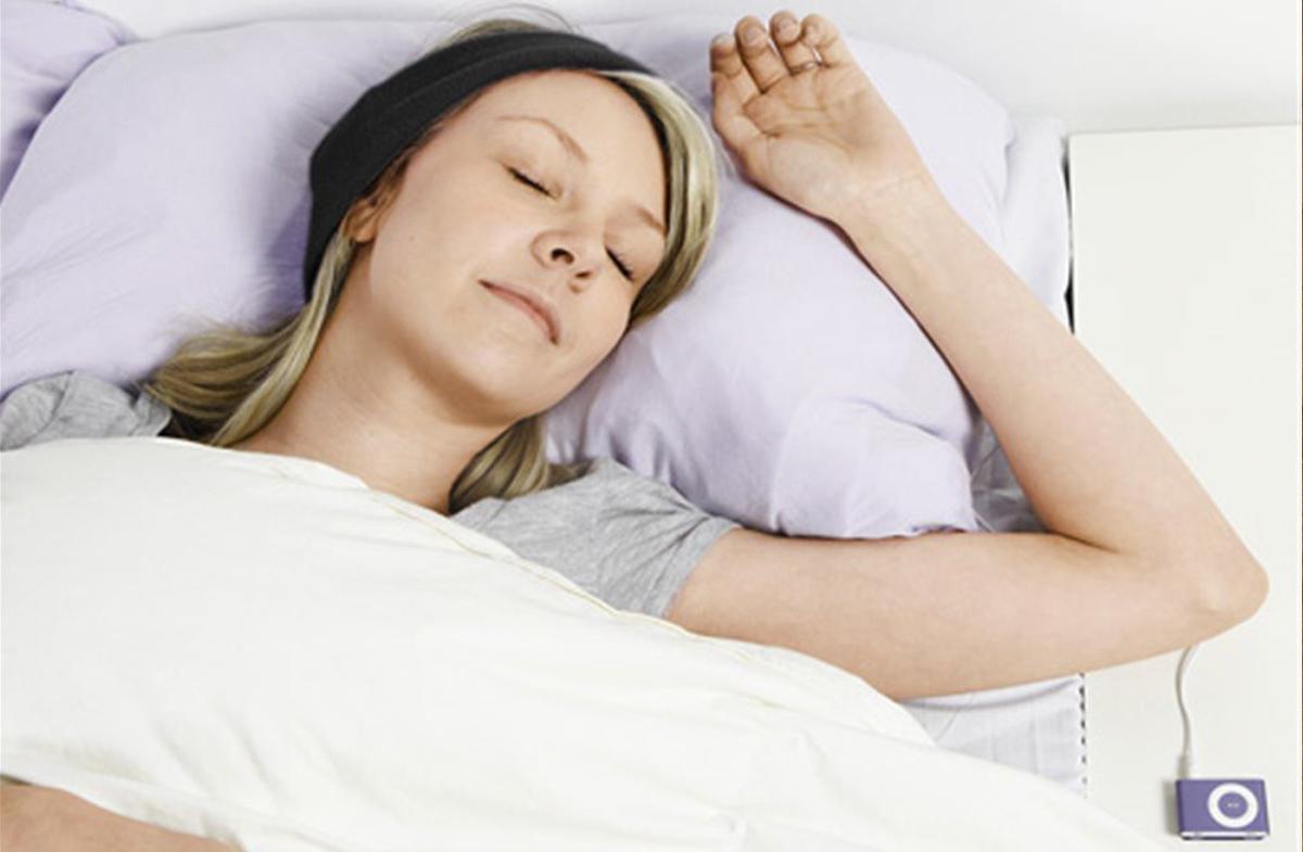 SleepPhones: Los auriculares para dormir como un bebé