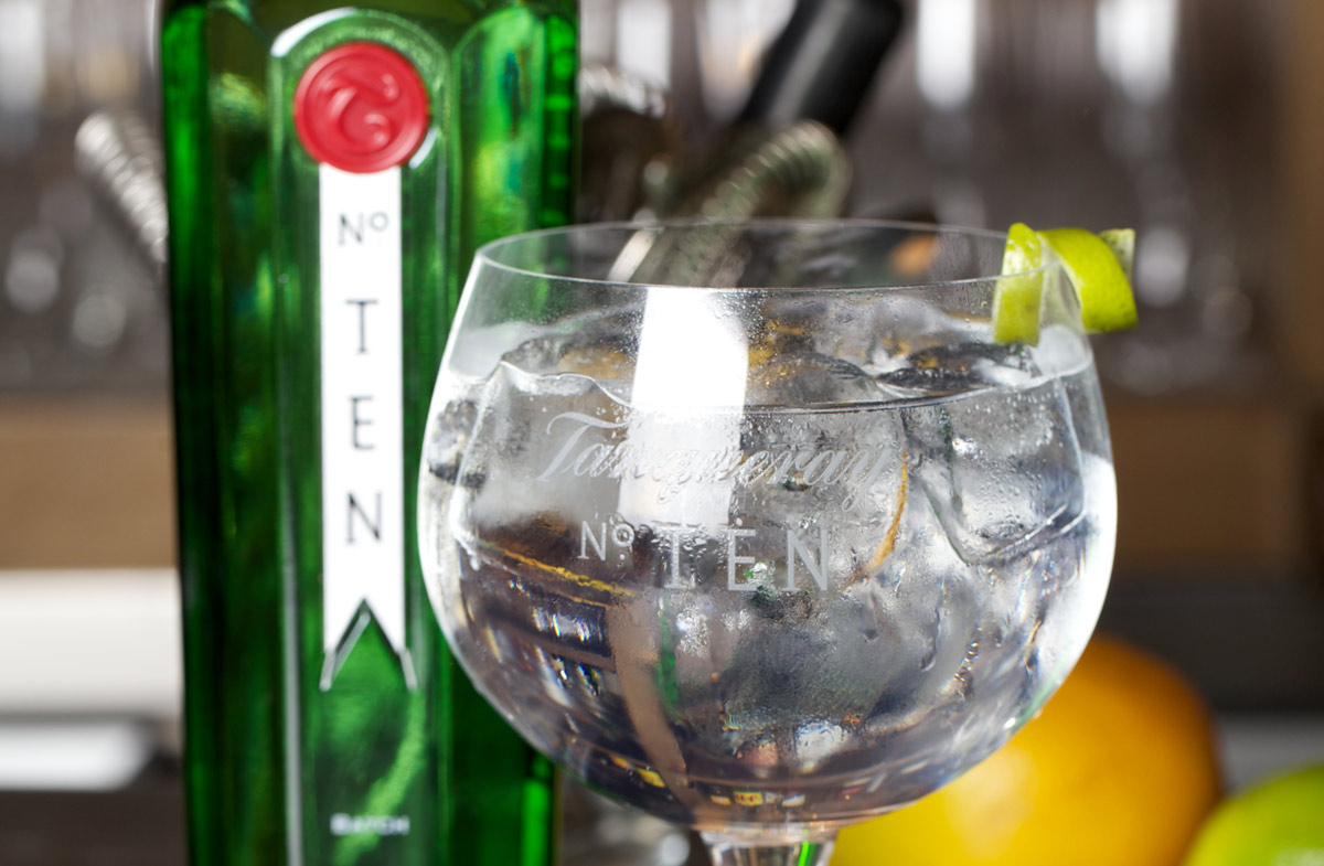 Tanqueray TEN Fever Tree: el kit para el GinTonic perfecto