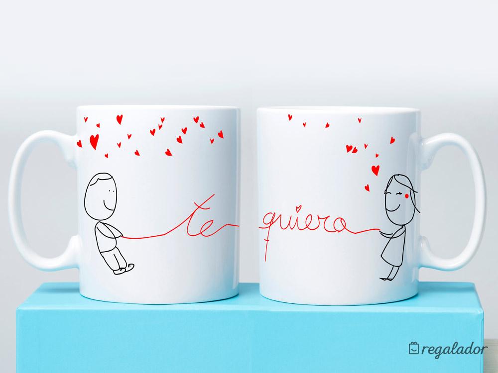 Las tazas m s rom nticas en for Tazas de te inglesas