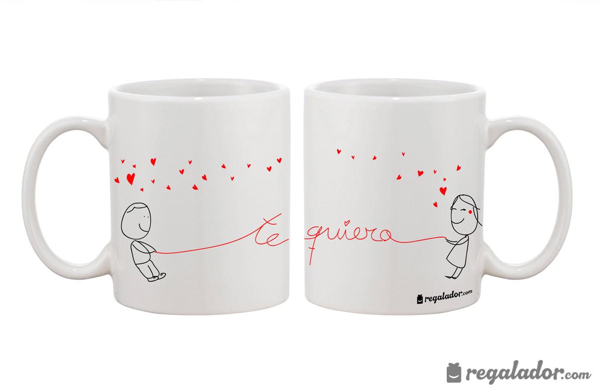 Las tazas m s rom nticas en - Tazas de te originales ...