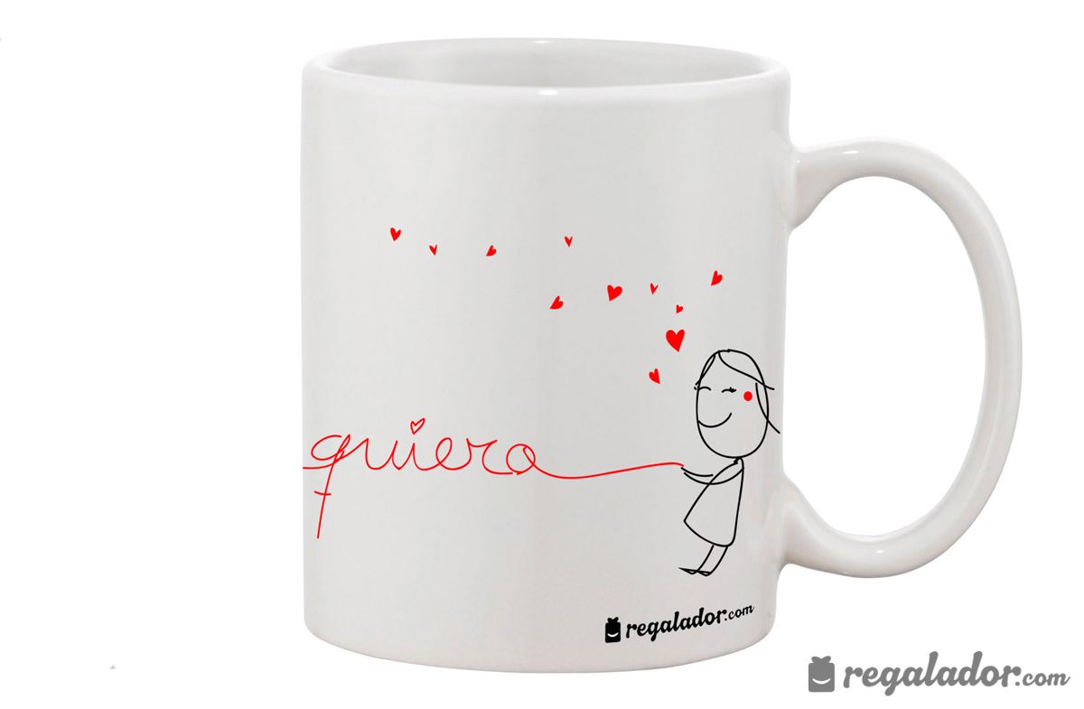 Las tazas más románticas