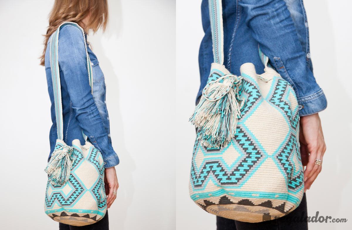Wayúu: los bolsos artesanales más cool en Regalador.com